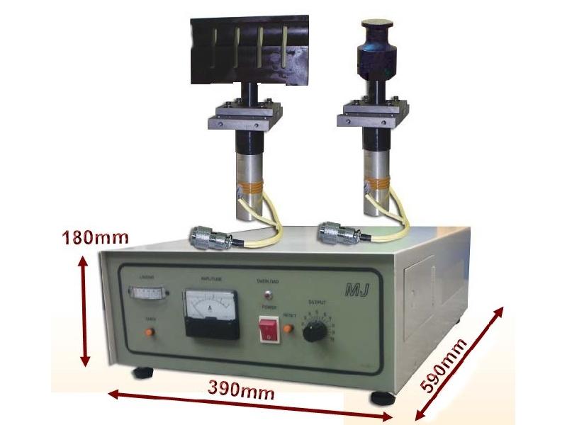 自動包裝機械封切超音波系統