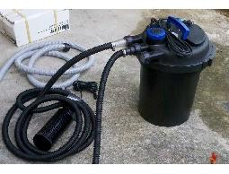 預鑄水池,PE預鑄水池,含過濾桶,軟管馬達一整套