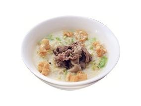 滑蛋牛肉粥