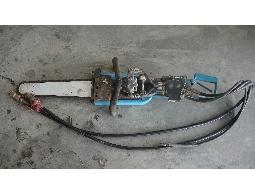 銘成 中古 二手 RGC Reimann & Georger 液壓手持鏈鋸 水泥切割 切割