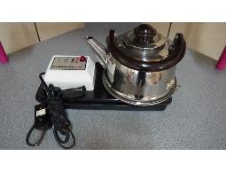 銘成 開水壺 電熱壺 自動沸化除氯 超便宜 超耐用 可當泡茶組