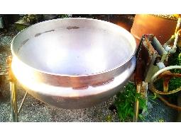 成 二手 中古 不鏽鋼蒸氣鍋 1米 應用範圍廣
