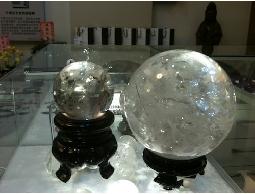 天然水晶 礦石藝品
