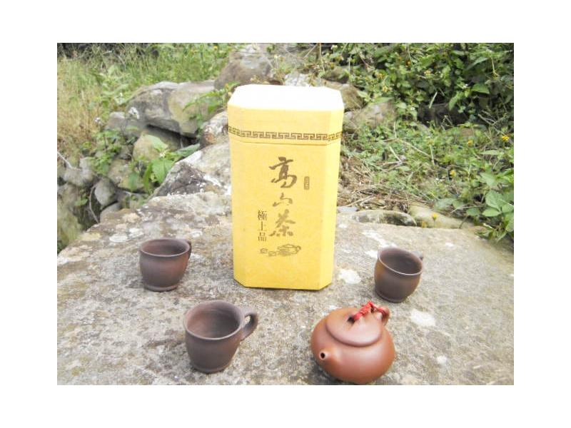 中國城自產凍頂高山茶