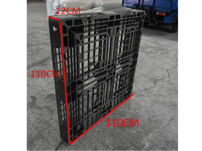 ---已售完--- 日本進口塑膠棧板 110*110*12(cm)