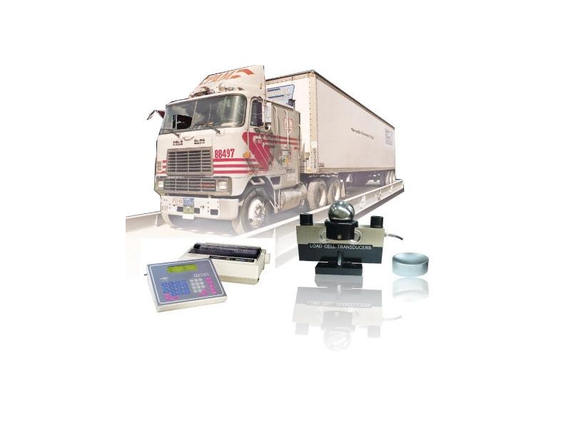FL/FP-A 系列 類比式電子卡車地磅