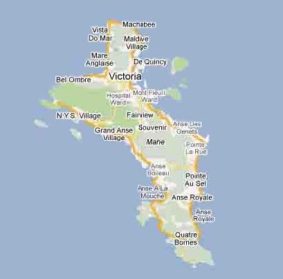 Seychelles塞席爾(塞舌爾)