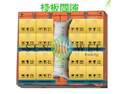貨櫃充氣袋-緩衝充氣袋