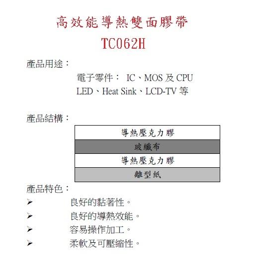 TC062H 產品介紹