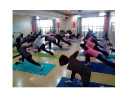 『印度經典瑜伽』: 週一、四早上 10:00-11:10