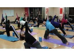身心靈瑜珈教室~ 桃園瑜伽靜心中心