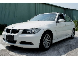 可全貸 08年 BMW 320i E90型 總代理 HID 6安 KEY-GO