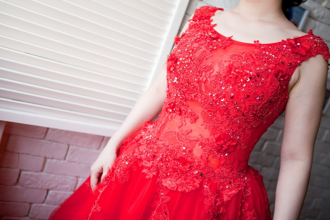 婚紗禮服型錄