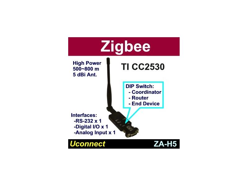 無線感測網路Zigbee產品與WSN系統設計