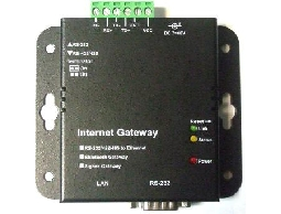 Ethernet to Serial Gateway (RS-232/422/485) I
