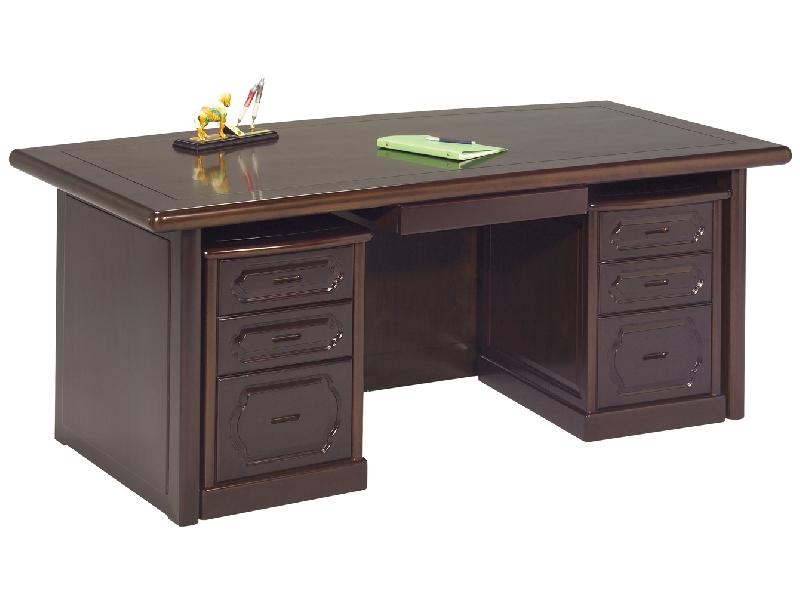 高級木製(實木)主管桌