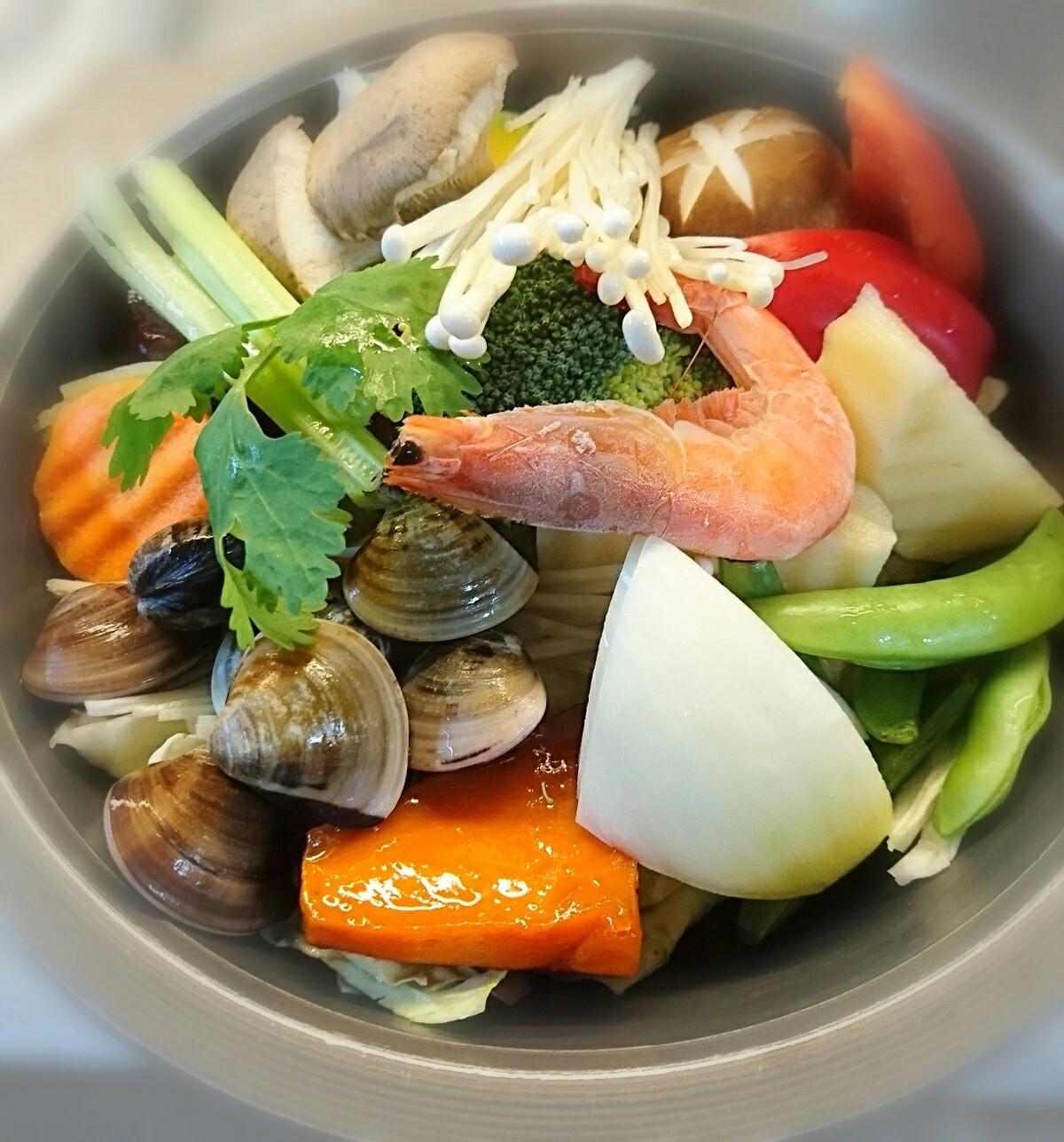 健康蔬菜鍋