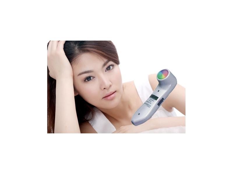 【美容專區】負離子動力光臉部按摩器《類美容導入儀》