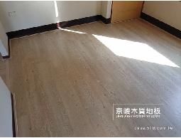 《京峻木地板百坪年終回饋慶》-無縫系列-鄉村淺橡直鋪