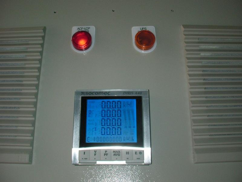 SOCOMEC A40電表