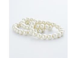 經典單品白色珠珠手珠#028015D070001