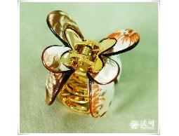 夏威夷風情蝴蝶造型抓夾#015009C020004