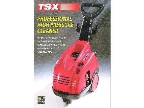 TSX954清洗機3HP,13.6LPM