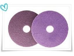 3M 17吋紫色地板鑽石研磨片