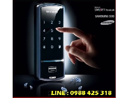 SAMSUNG SHS-1321-密碼感應電子門鎖/電子鎖/感應卡/密碼鎖/安全門鎖(公司