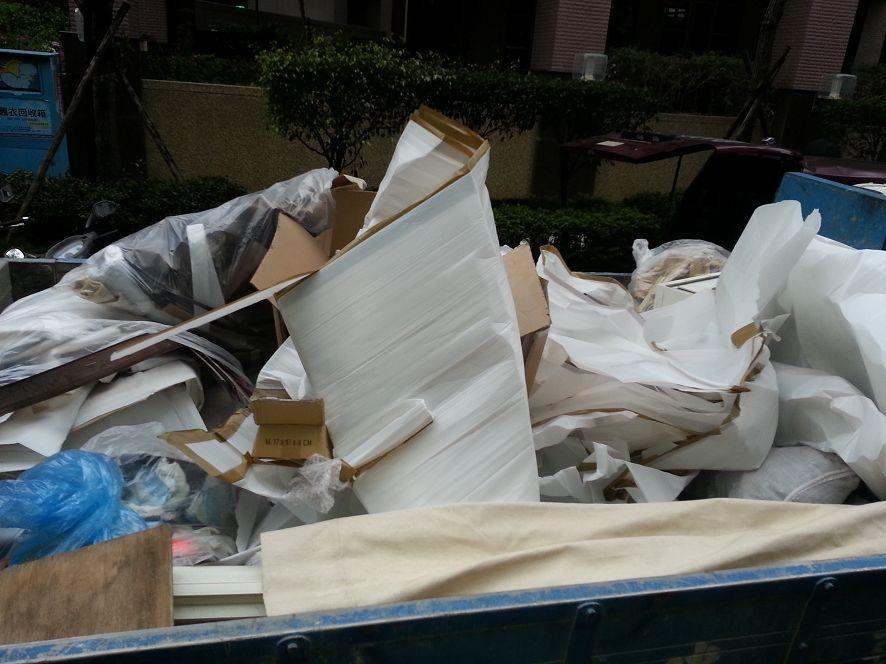 裝潢廢棄物清運