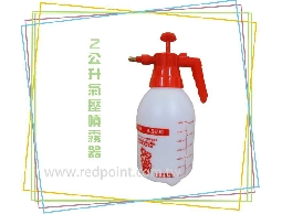 2公升氣壓噴霧器。花卉澆水器、清潔劑噴瓶,大面積使用。