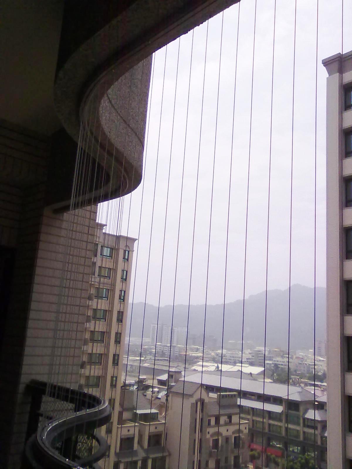 陽台防墜網