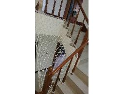 樓梯安全防護網(防墜尼龍網)