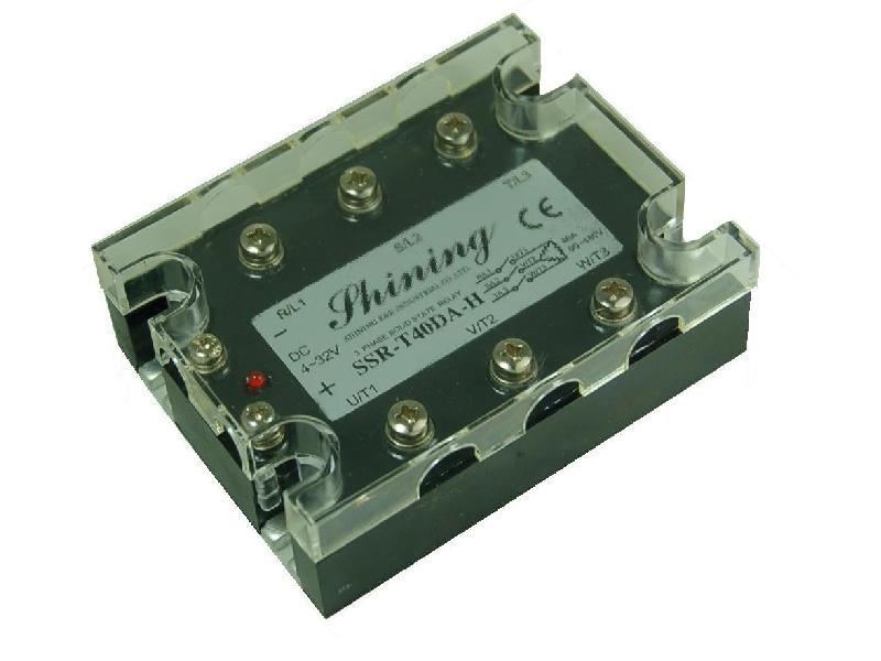三相固態繼電器 Solid State Relay SSR-T40AA