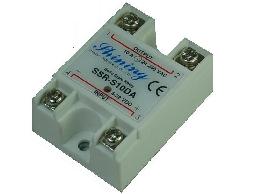 單相固態繼電器 Solid State Relay SSR-S10DA