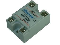 單相固態繼電器 Solid State Relay SSR-S25DA