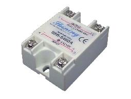單相固態繼電器 Solid State Relay SSR-S40DA