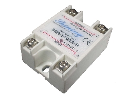 單相固態繼電器 Solid State Relay SSR-S10DA-H