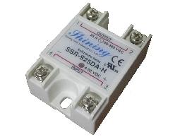 單相固態繼電器 Solid State Relay SSR-S25AA-H