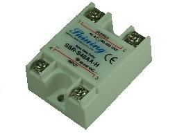 單相固態繼電器 Solid State Relay SSR-S40AA-H