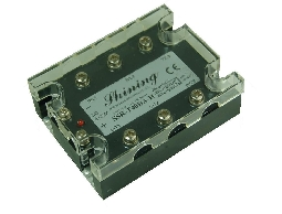 三相固態繼電器 Solid State Relay SSR-T25AA-H