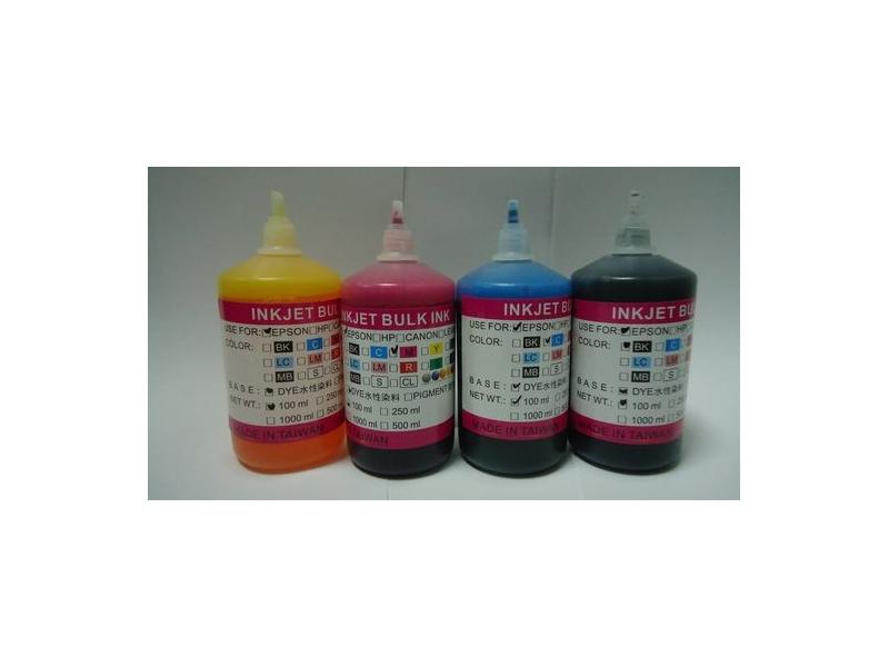 各種廠牌噴墨印表機相容填充水(HP.EPSON.CANON.LEXMARK)