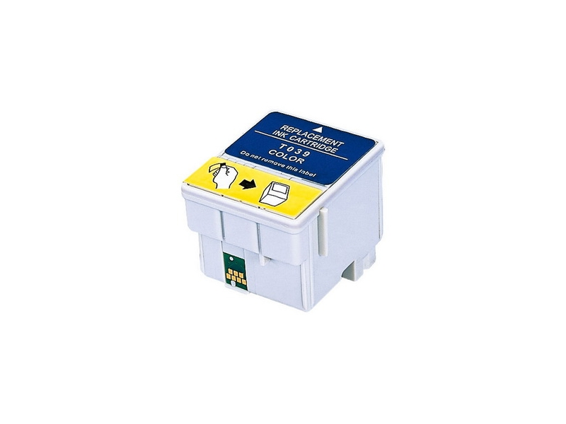 EPSON T039051/Stylus Color C41/C41UX彩色副廠相容墨水匣