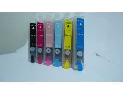 EPSON T082N系列六色T81N/T82N/T50/T59小連續供墨墨水匣(含墨水)