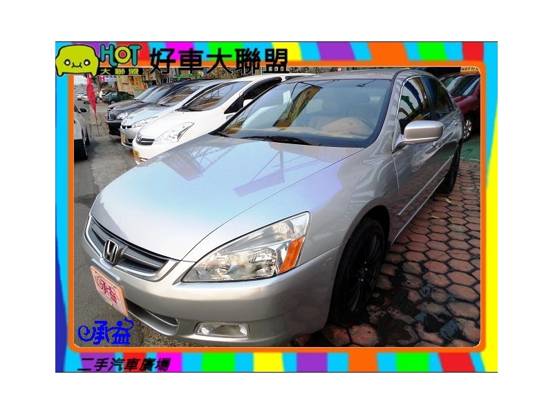 2004 HONDA ACCORD 本田 雅哥 K11 2.0 銀