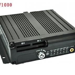 CZ-V1000四通道行車記錄器