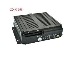 【才嘉科技】CZ-V1000 四路行車記錄器 循環錄影 雙SD卡 四分割 四通道 無縫錄影