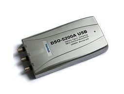 【才嘉科技】 DSO-5200A  200MHz 頻寬,50G等效採樣 USB虛擬示波器(