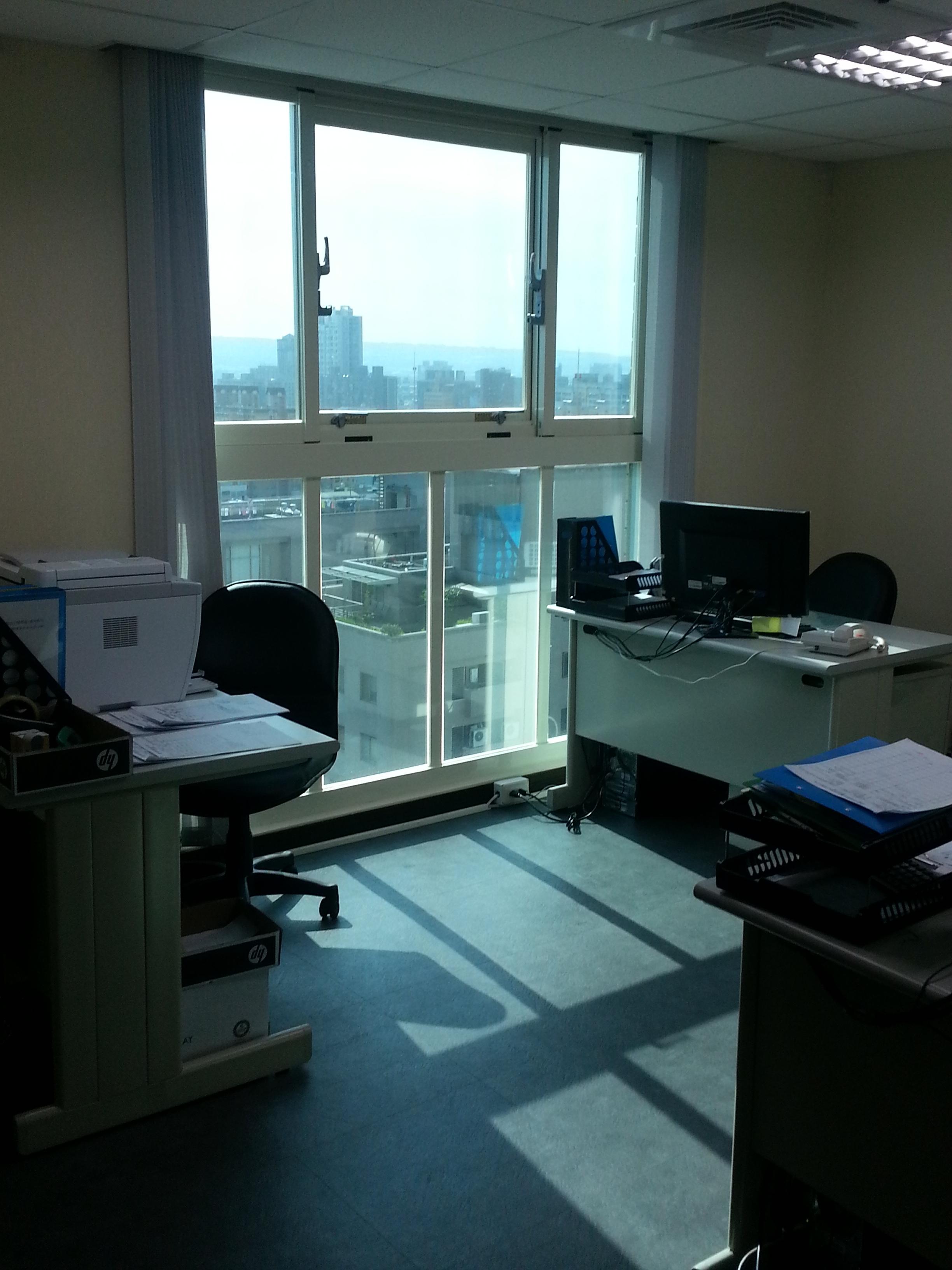 辦公室實景