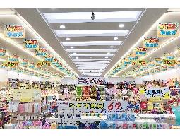 大人小孩都能逛的海線最大文具百貨專門店
